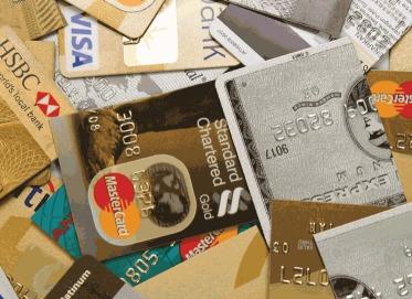 tarjetas de crédito vencidos